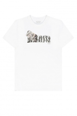 'revelo' t-shirt with logo od AllSaints