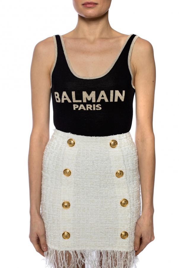 Branded budysuit od Balmain