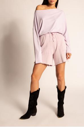 'rita' t-shirt with long sleeves od AllSaints