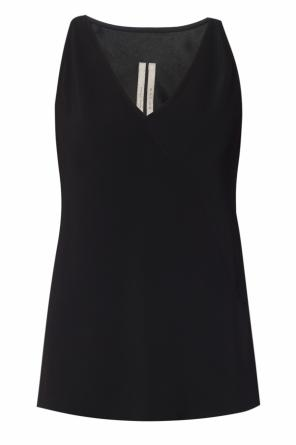 V-neck top od Rick Owens