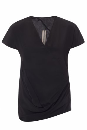 Ruffled top od Rick Owens