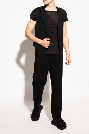 Two-layered top od Rick Owens