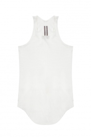 Raw-edge tank top od Rick Owens