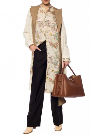 Patterned dress od Lanvin