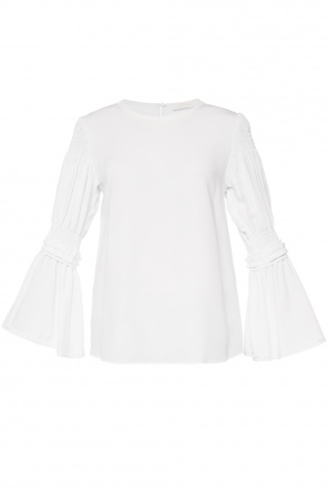 Flared sleeve top od See By Chloe