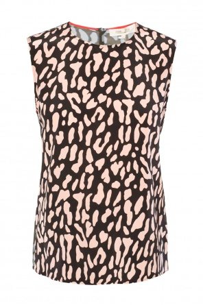 Patterned top od Diane Von Furstenberg