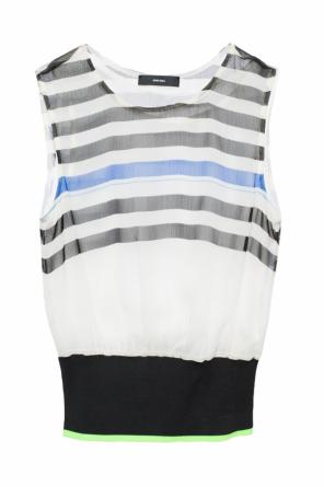 Striped top od Diesel