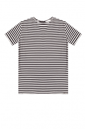 Braided-back t-shirt od Diesel