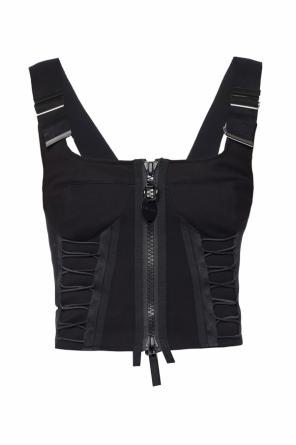 Corset on adjustable straps od Diesel