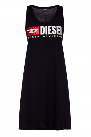 Oversize t-shirt on straps od Diesel