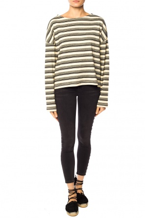 'tilly stripe' top od AllSaints