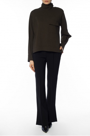 Band collar top od Victoria Beckham
