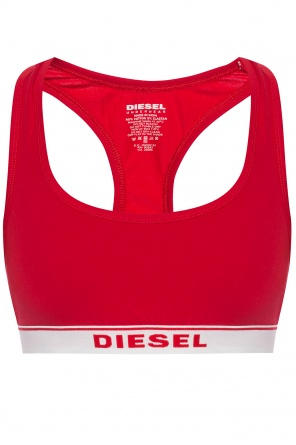 Branded sports bra od Diesel