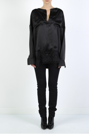 Oversized lace blouse od Faith Connexion