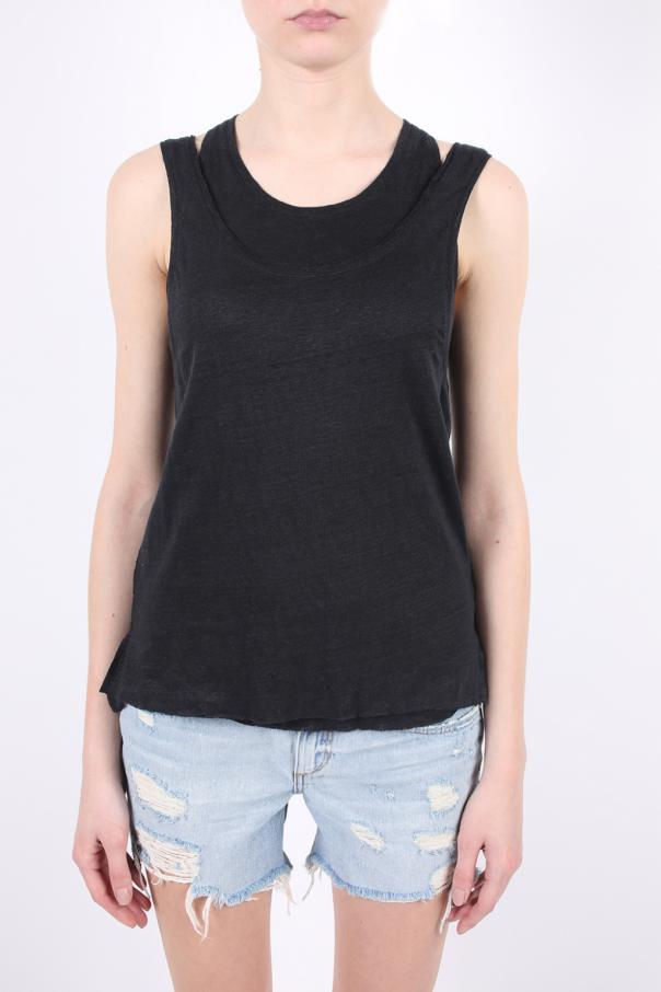 Lniany top od Rag & Bone
