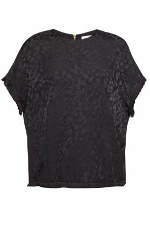 Embroidered top od Zadig & Voltaire