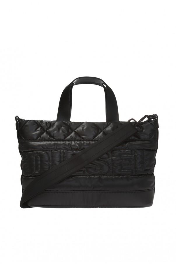 d8572f74ed52f Pikowana torba na ramię  Nyduvet Buck  Diesel - sklep internetowy Vitkac