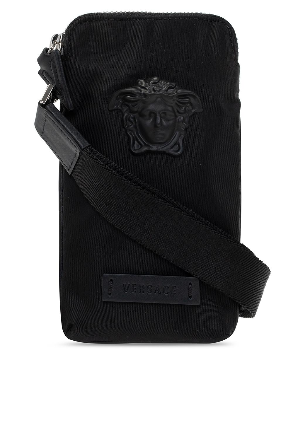 Versace Medusa head pouch