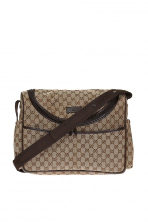 Diaper bag od Gucci Kids