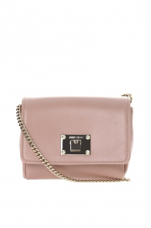 'ruby' clutch od Jimmy Choo