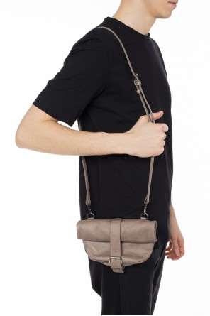 Leather shoulder bag od Ann Demeulemeester