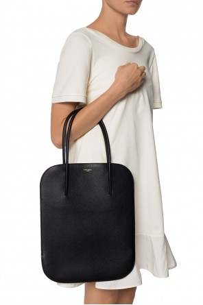 Shoulder bag with embossed logo od Nina Ricci