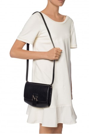 Shoulder bag with a logo od Nina Ricci