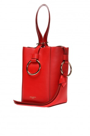 Shoulder bag with decorative elements od Nina Ricci