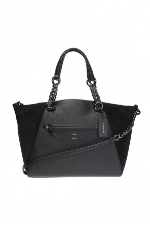 'chain prairie satchel' shoulder bag od Coach