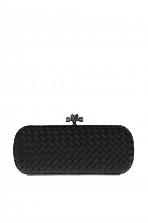 Braided clutch od Bottega Veneta