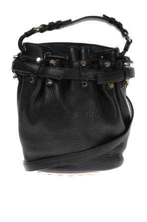 'diego' leather shoulder bag od Alexander Wang