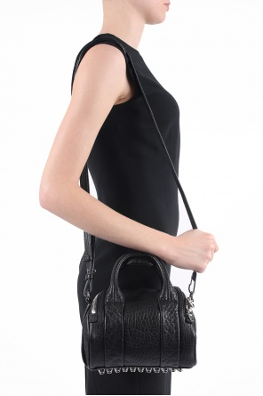 'rockie' leather shoulder bag od Alexander Wang