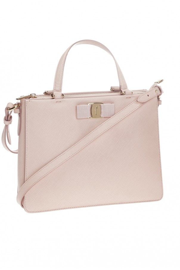 036bc12096cd Tracy  leather shoulder bag Salvatore Ferragamo - Vitkac shop online