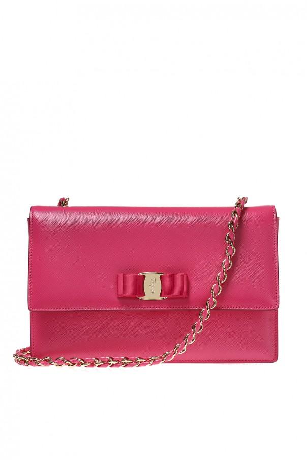 7a7348706465 Ginny  Shoulder Bag Salvatore Ferragamo - Vitkac shop online
