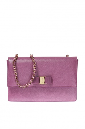 'ginny' shoulder bag od Salvatore Ferragamo