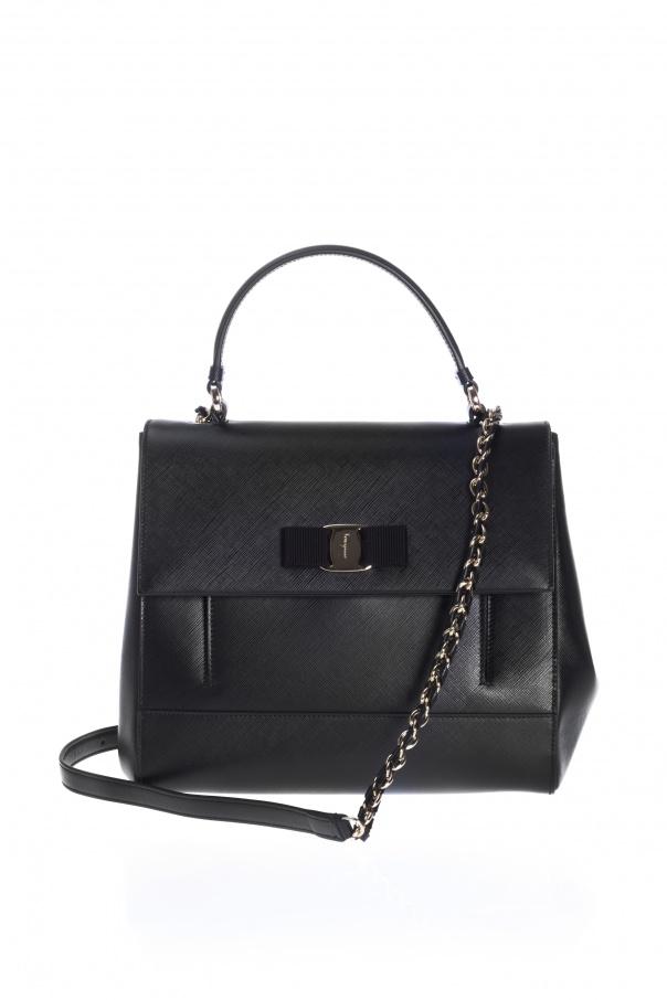 59f6bdf16f Carrie  Shoulder Bag Salvatore Ferragamo - Vitkac shop online
