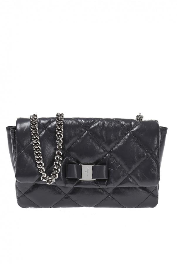 Gelly  shoulder bag Salvatore Ferragamo - Vitkac shop online 56bb23ec483fa