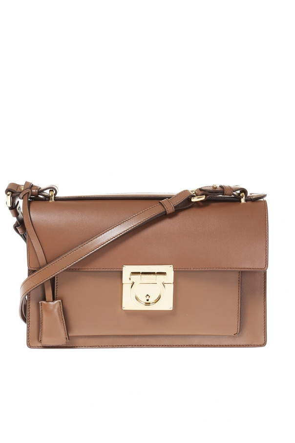 Aileen  shoulder bag Salvatore Ferragamo - Vitkac shop online 3f871c6bc93da