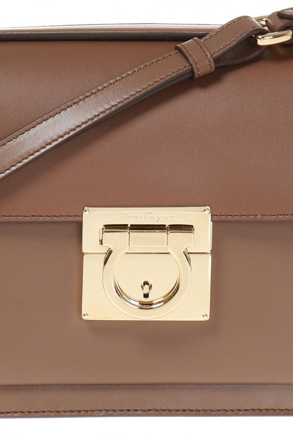 6a329d3ca5 Aileen  shoulder bag Salvatore Ferragamo - Vitkac shop online