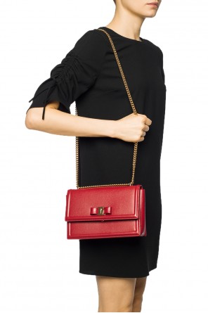 'vara' shoulder bag od Salvatore Ferragamo