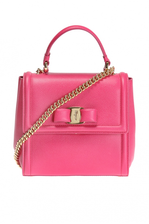 c82481b945 Carrie  shoulder bag Salvatore Ferragamo - Vitkac shop online