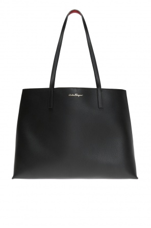 'jet set' shopper bag od Salvatore Ferragamo