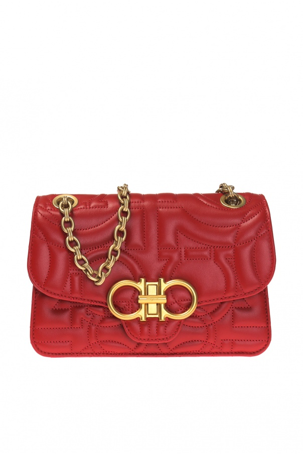 Salvatore Ferragamo 'QUILTED' shoulder bag