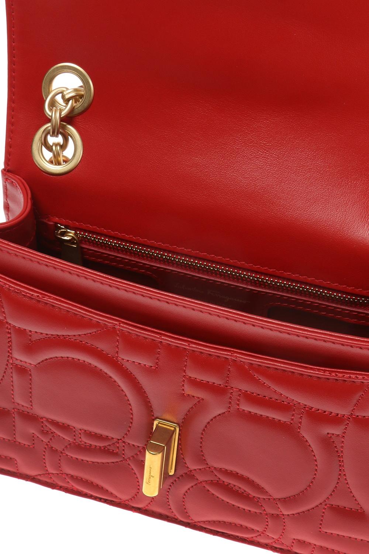 Salvatore Ferragamo 'QUILTED' shoulder bag
