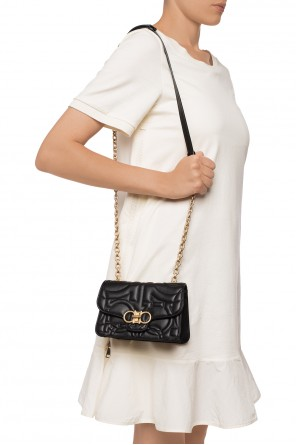 Quilted shoulder bag od Salvatore Ferragamo