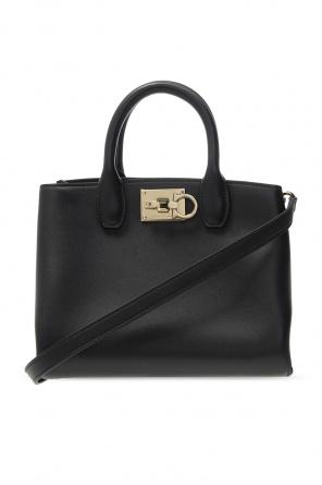 'the studio' shoulder bag od Salvatore Ferragamo
