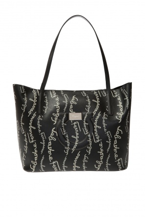 'city tote' shopper bag od Salvatore Ferragamo