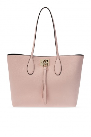 'the studio' shopper bag od Salvatore Ferragamo