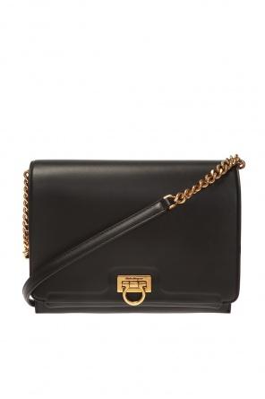 Leather shoulder bag od Salvatore Ferragamo