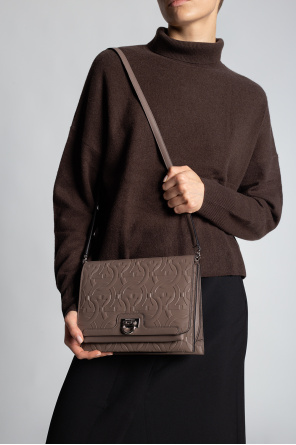 'trifolio fl' shoulder bag od Salvatore Ferragamo